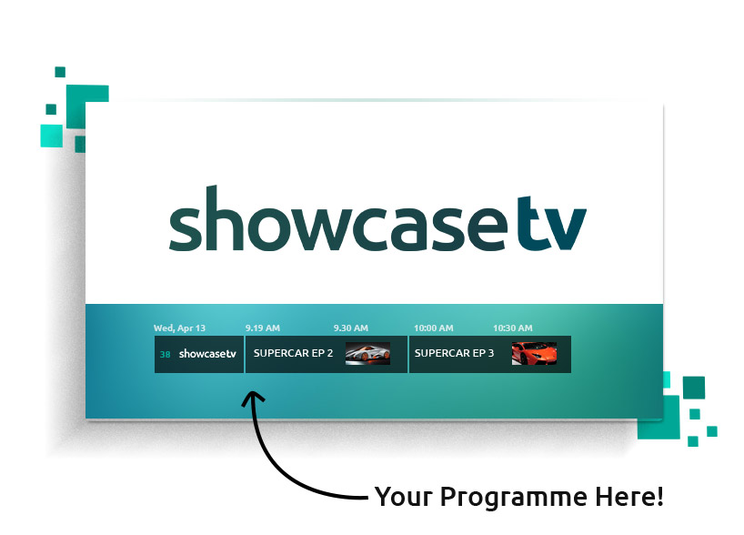 informationtv: Experienced Broadcast Services